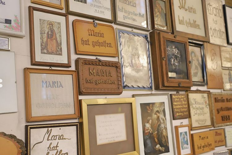 Church Arrangement Backgrounds Choice Collection Communication Frame Full Frame Good Wishes In A Row Indoors  Large Group Of Objects No People Picture Frame Text Variation Wall - Building Feature Western Script Wood - Material