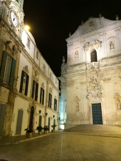 SanMartino Martinafranca Beatifulcity Church Italy Catedral Building Exterior History Eye4photography