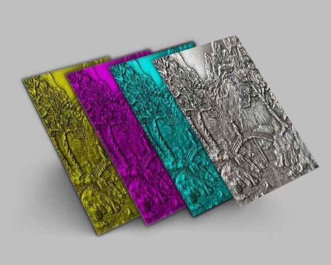 Plaques Colours