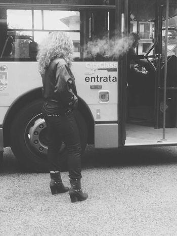 Smoking E-cig