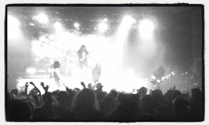 Trial By Fire,Live... Concert Arizona Tempe Heavymetal Testament The Marquee
