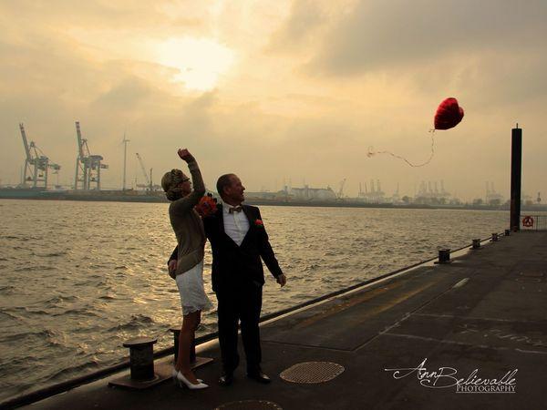 Wedding Water Brideandgroom Wedding Photography Wedding Day Hamburg