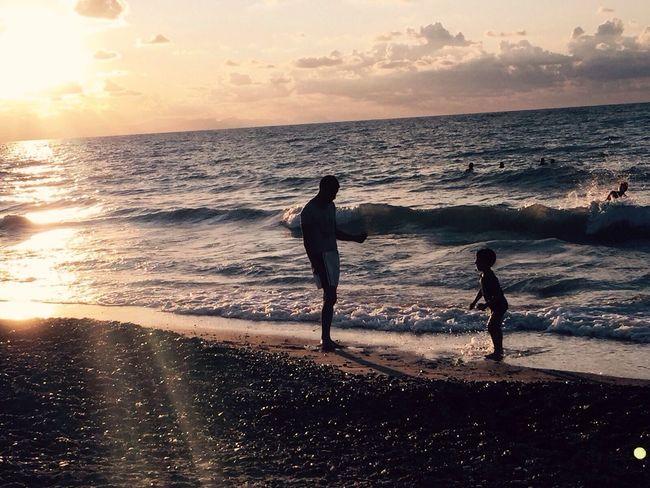 RePicture Motherhood Family Family❤ Padre Figlio Mare