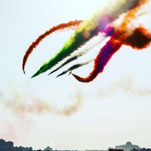Uae,abudhabi Abudhabi Landscape_photography Flying In The Sky Sky Photography Nikon D7100