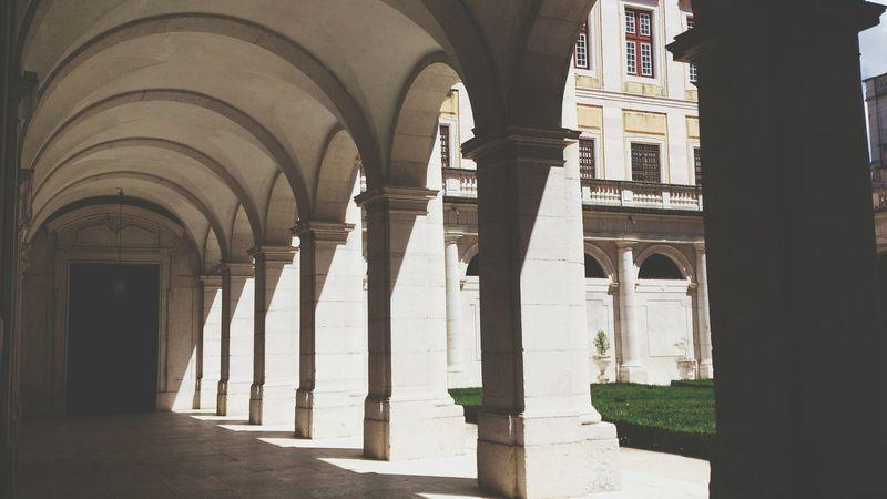 Claustro Convento De Mafra