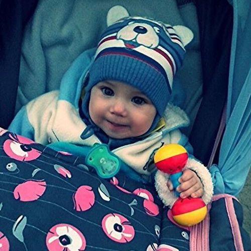 Идём знакомиться с крёстной:) прогулка алексей сыночек солнышко_мое сынуля♥ весна вечер ♥♥♥
