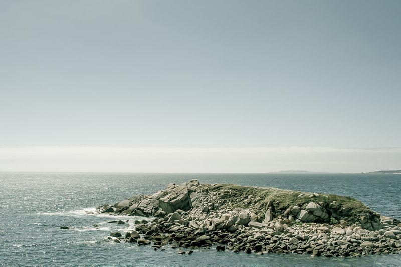 Galicia sea