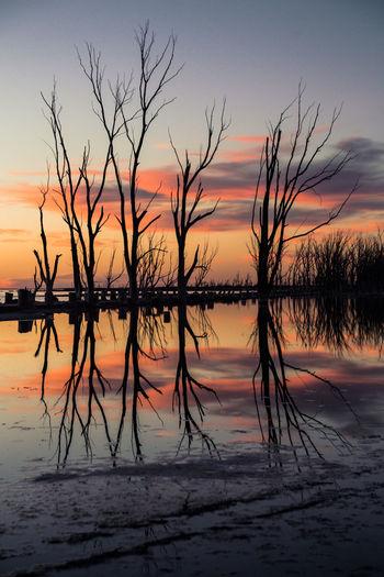 Lago Epecuén,