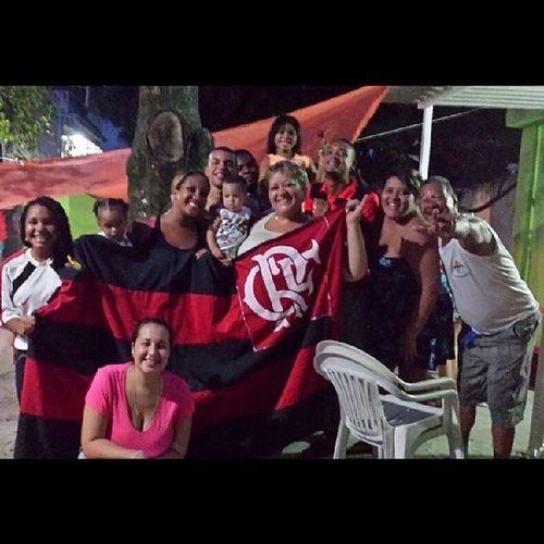 É festa na favela!! Mulambada campeã! FlamengoCampeão Campeonatocarioca ChoraVasco FavelaEmFesta ChupaVascaínos LoveFla