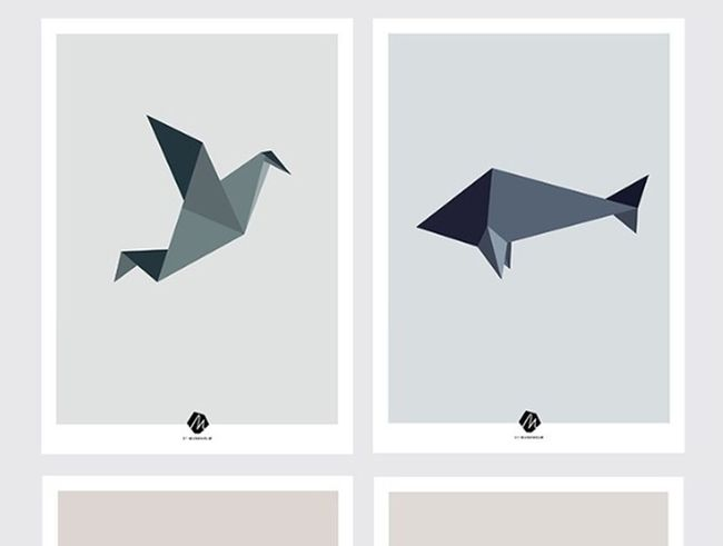 NEWS IN THE SHOP... Posters by Munkholm | Nordic Animals > Michellemunkholm.dk