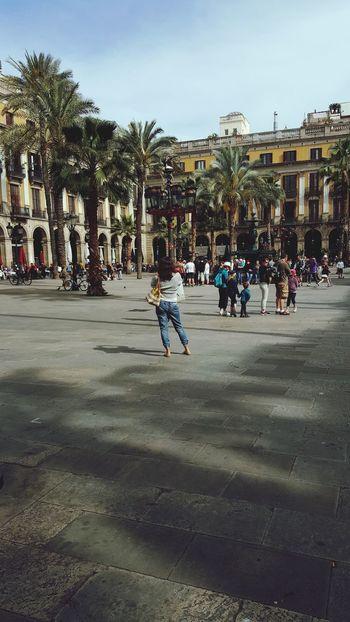 ESPANA! First Eyeem Photo Barcelona Vacaciones🌴