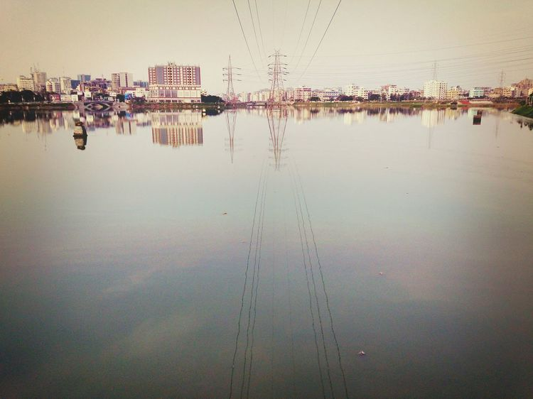 Lakeside Lake View Lake Bridge Bridge View Water Reflection Water Reflections Sunshine Sunny Day