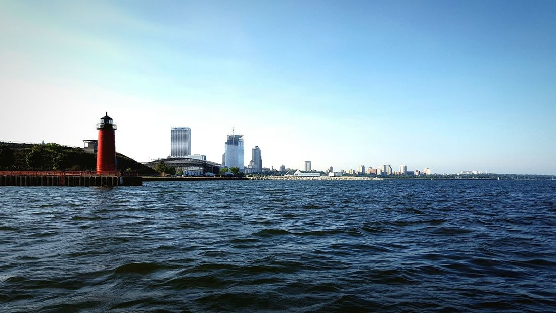 Kayak Port Of Milwaukee
