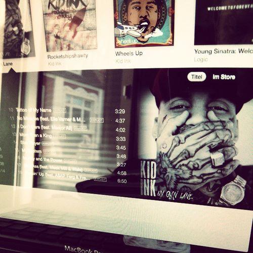 Knaller Album... Kidink Myownlane