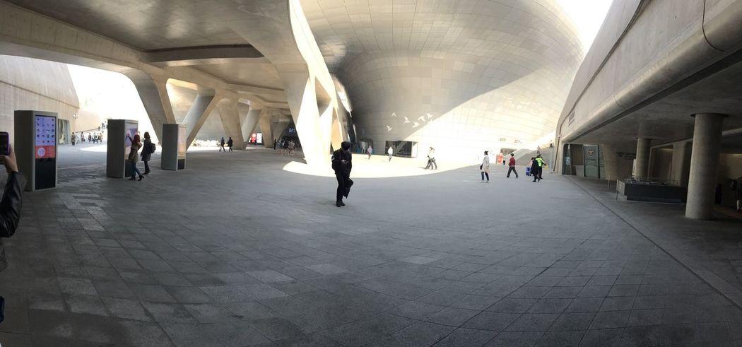 동대문 [Dongdaemun] 서울 동대문 Dongdaemun South Korea Seoul Travel DDP - DongdeamunDesignPlaza Picture ASIA Asiatique Asie