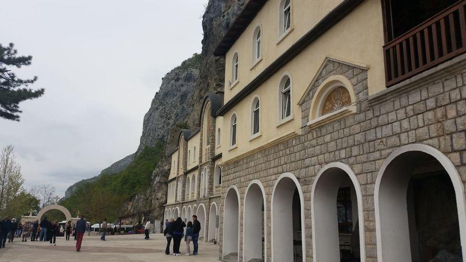 Manastir Ostrog Montenegro