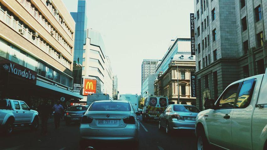 Urban Lifestyle Mcdonalds Pretoria