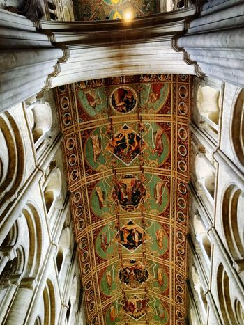 Ely ElyCathedral Cathedral Cathedrals  Cambridgeshire Religion Painting Architecture Photography Architecturephotography Old Buildings City Archway Architectural Feature Ceiling Design Interior Indoors