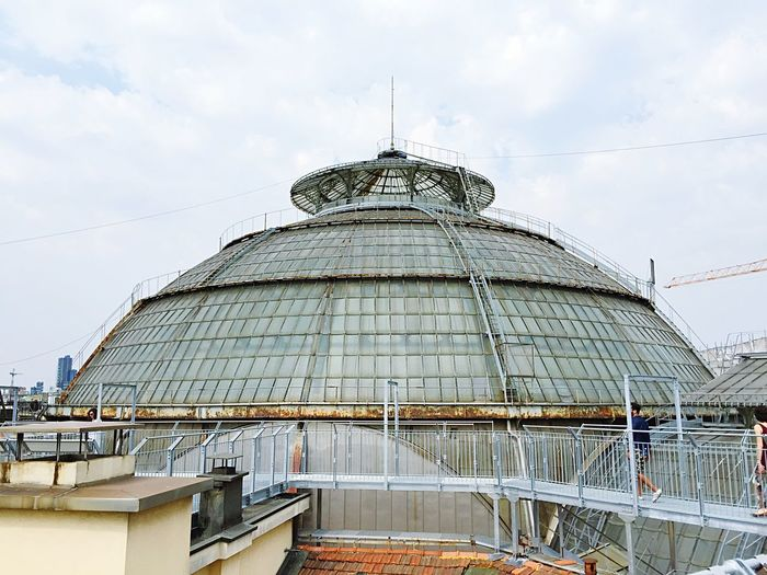 Top view EEA3-Milano Milano Milan