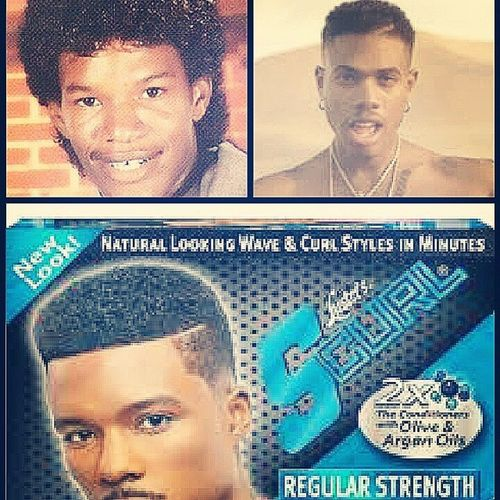 I went from that to this. HeartThrobMob RamirezGang HighClassHoodrats BoxCurls Troop KendallGill So503 Curls4girls DionSanders