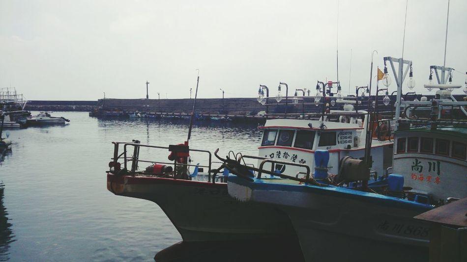 New Taipei City 龜吼漁港