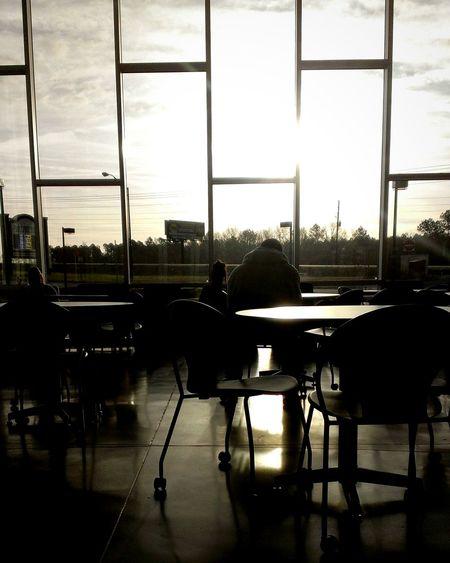 Sunset Silhouettes College Jeymedia Windows Quickpic