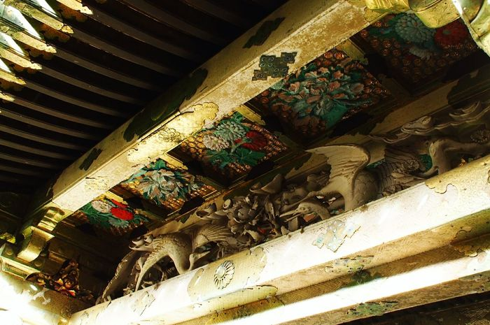 神社 Nikko 東照宮 日光 Temples Temple