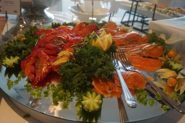 different types of salmon Food Foodphotography Food Photography Salmon - Seafood Salmone Salmon Smoked Fish Smoked Salmon  Buffet Buffet Time Buffetrestaurant Buffet Food Buffetstyle Food Food And Drink Healthy Eating Freshness Indoors  No People Ready-to-eat