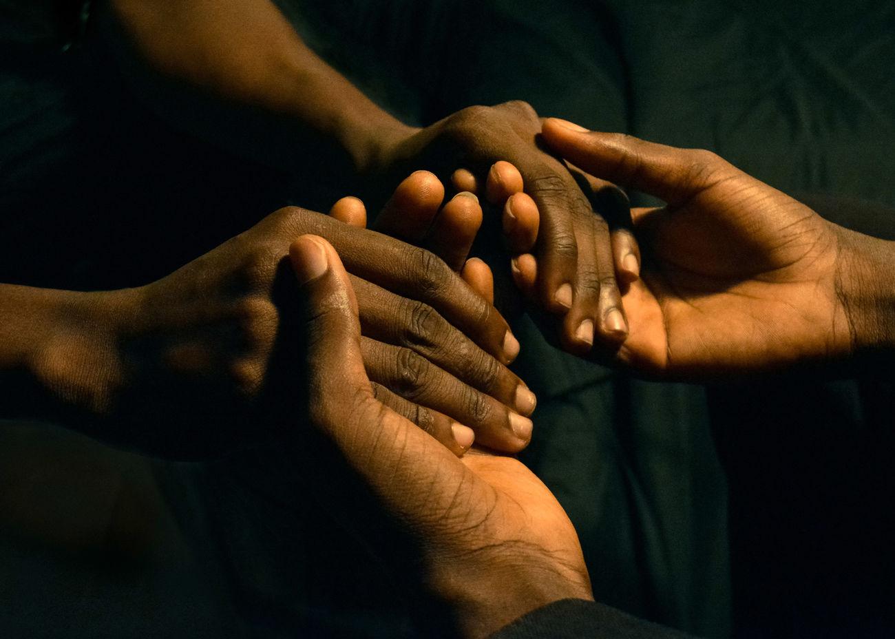 Hands Skin