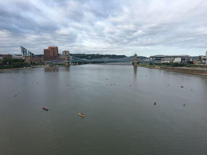 Paddle fest Cincinnati