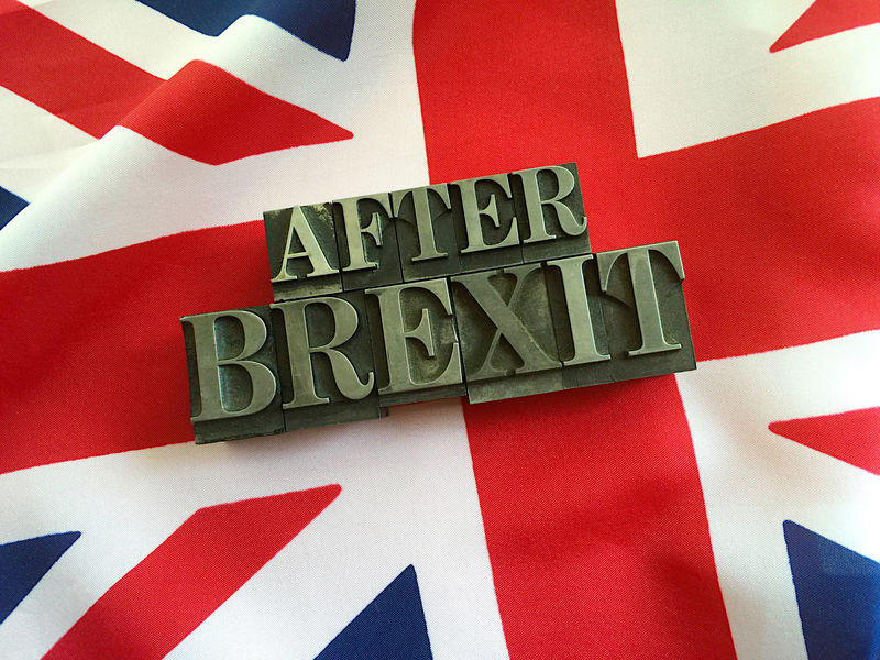 Backgrounds Brexit British Flag Cloth Cross Culture Current Events Fabric Filtered Image Font Government Letters Metal Type Nobody Overhead Phone Camera Political Red Symbol Type Typography White Color Words