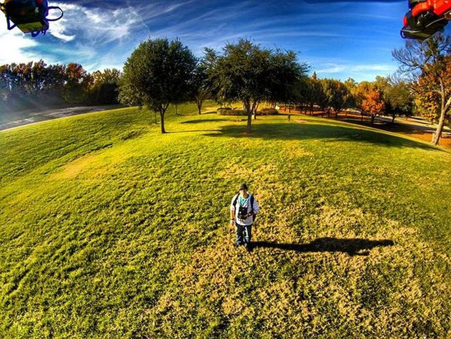 So... that thingy flies? Thats... cool Gopro Hero4 Canon EOS Drone  Droneporn AwesomeSauce Beautiful Greatview Art Artofsomesort Droneart Surreal Deepbreath Thoughts Insight Perspective Selfie Clouds Sky Amazing Dji Nazav2 Tarotdrone Carbonfiber shreveport louisiana bossier life alone