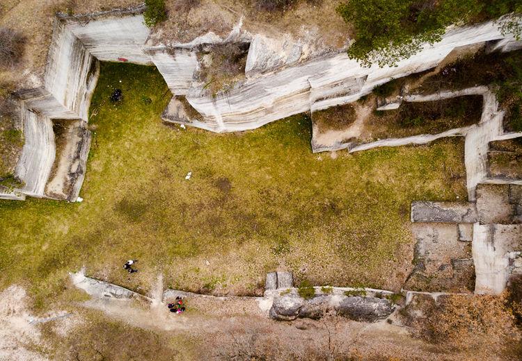 Quarry Drone