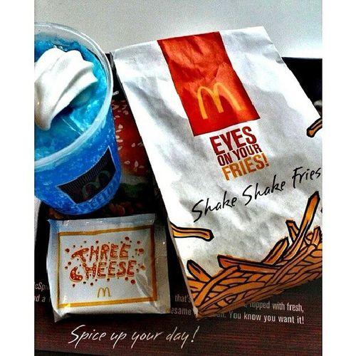 Shake Shake Fries :3 McDo EyesOnYourFries :D