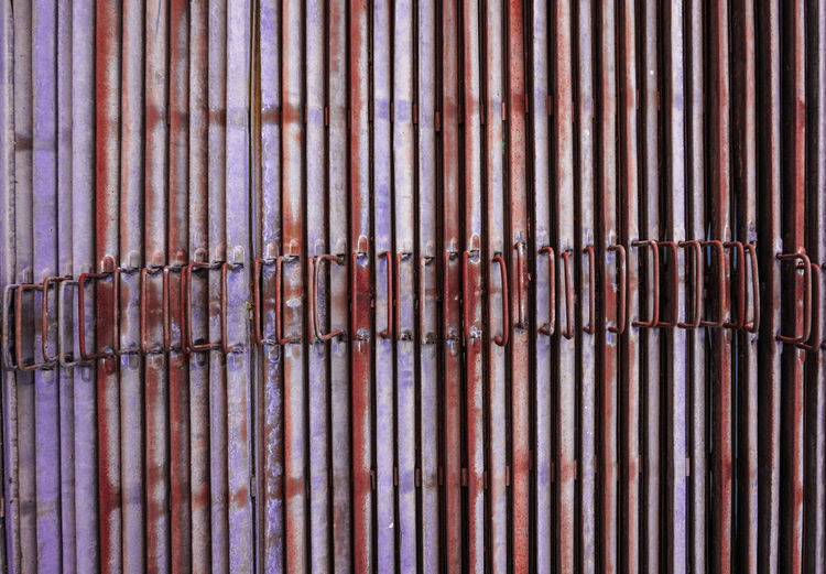 Alloy Backgrounds Brown Close-up Corrugated Corrugated Iron Damaged Day Decline Deterioration Full Frame Iron Iron - Metal Metal No People Old Pattern Repetition Rusty Sheet Metal Silver Colored Textured  Weathered