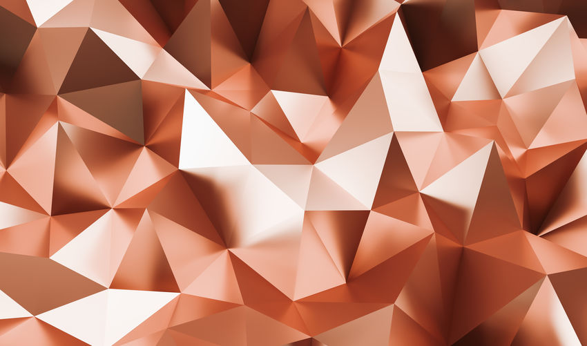 Elegant luxury Abstract copper or Low-poly Background Wall - Building Feature Wall Triangle Shape Textured  Texture Surface Simple Shine Shape Seamless Rich Repetition Render Realistic Random Polygonal Pattern Origami Orange No People Mosaic Metallic Metal Luxury Low Poly Light - Natural Phenomenon Light Karat Jewellery Jewel Indoors  Illuminated High Angle View Gradient Glowing Glitter Glamour Geometry Geometrical Geometric Shape Geometric Gems Futuristic Full Frame Elégance Effect Edge Digital Composite Digital Design Creativity Creative Copy Space Copy Copper  Concept Close-up Chrome Business Banner Backgrounds Background Backdrop Art And Craft Abstract