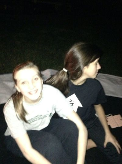 Me And Hannah Never Actually Can Take A Good Picture Of Both Of Us
