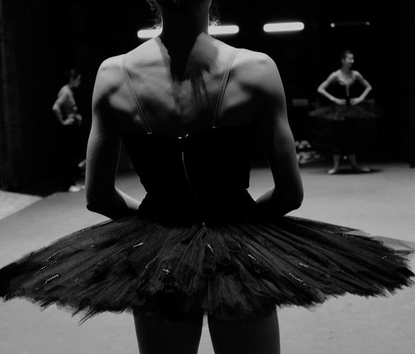 Darkness And Light BlackSwan ballet Ballerina Backstage Ballet Balletbackstage Balletpost Ballet Dancer Russianballerina
