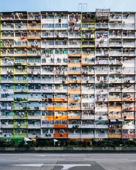 Residensity Architecture Architecture City Multi Colored No People Building Exterior Built Structure Day The Architect - 2018 EyeEm Awards The Street Photographer - 2018 EyeEm Awards