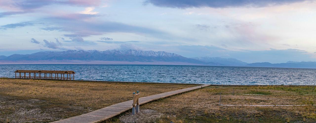 Sailimu Lake, Xinjiang, China The Traveler - 2019 EyeEm Awards