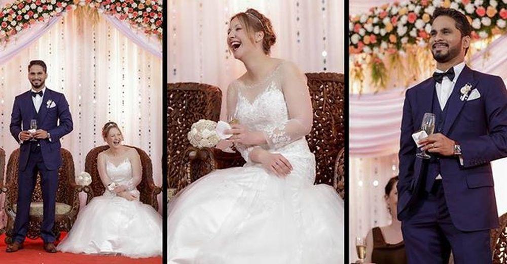 Jbclickz Fotomartin_mumbai Happybride Smilinggroom Catholicwedding Weddingphotographer Candidmoments Candidphotography Toast