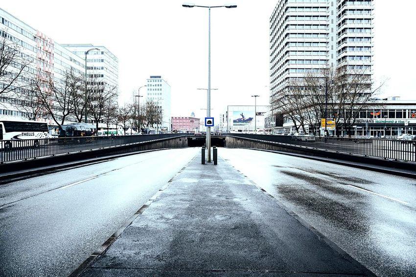 No cars here Berlin Mitte Alexanderplatz Street Infrastructure Ostalgie Streetphotography