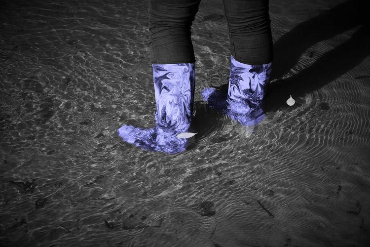 Rainboots Black