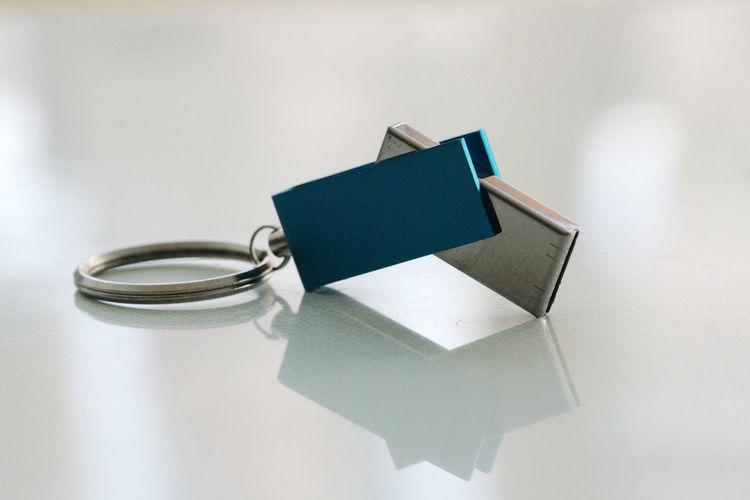 usb Blue Blue USB Close-up Data Drive Macro No People Small Storage Media USB Usb Drive