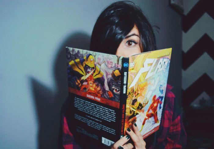Flash DC Dccomics Geek Nerd Hq Love