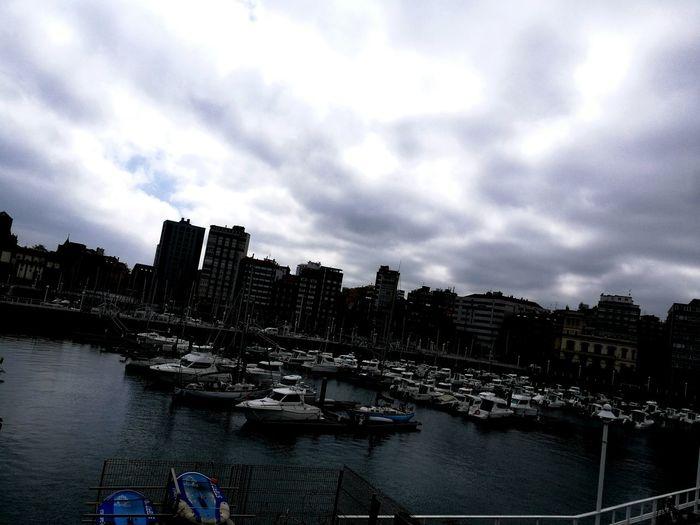Asturias Cloud - Sky No People Water Sky