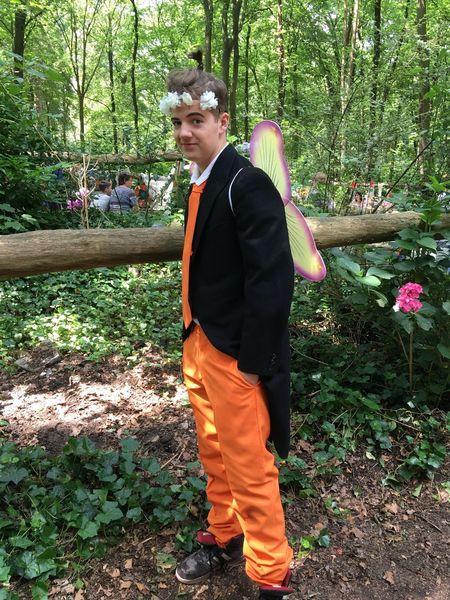 Boy Cute Outdoor Nature Woods Outdoors Original Photography Elf No Filter