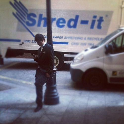 London Piccadilly Shredit