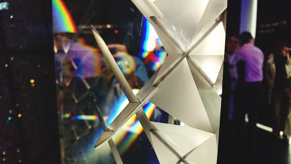 Macro Beauty Glass Objects  Svarovski Light Reflection