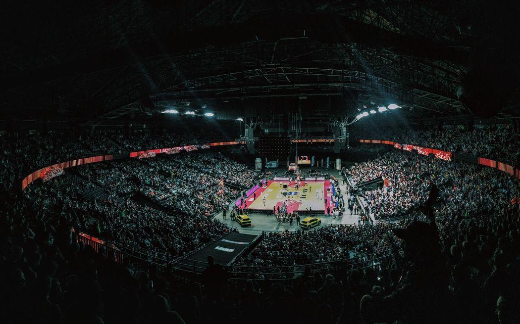 Basketball Antwerpen Giants Oostende